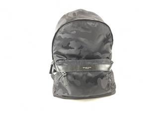 5ddcae7854d7 MICHAEL KORS KENT CAMO NYLON BACKPACK SHOULDER BAG Acceptable ...